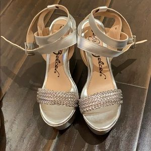 silver wedges !